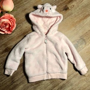 Carter's Fleece Hoodie w/Ears